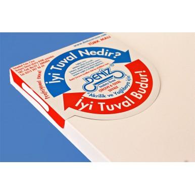 Double Tuval 50x70