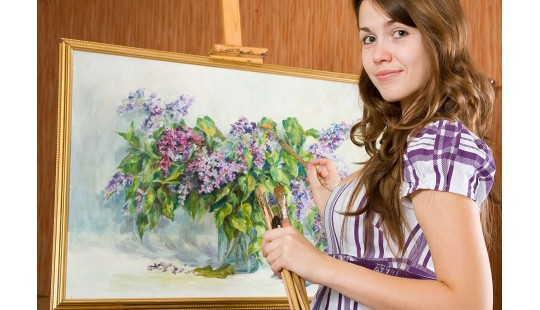 Profesyonel Ressamım, Neden Tuvale Baskı Kullanmalıyım ?
