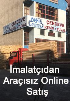 Tuval Online Satış